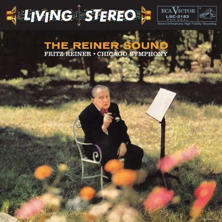 Fritz Reiner - The Reiner Sound Hybrid Multichannel SACD