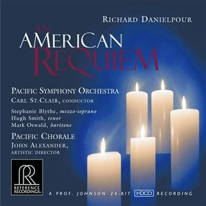 Reference Recordings HDCD - Carl St. Clair & Pacific Symphony Or