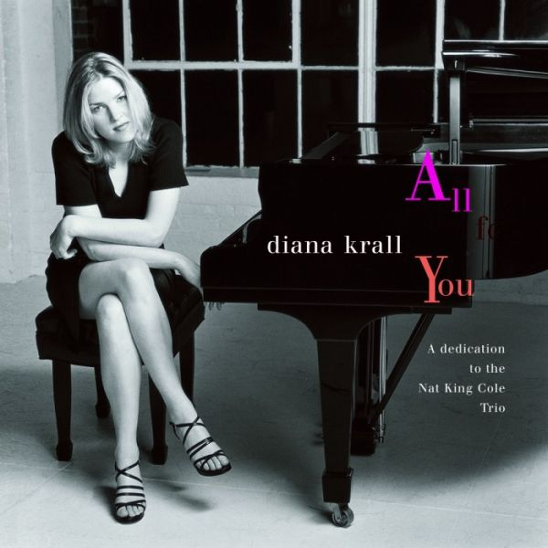 Diana Krall – All for You 180g Vinyl, Doppel-LP