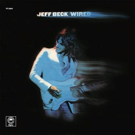 Jeff Beck Wired Hybrid SACD