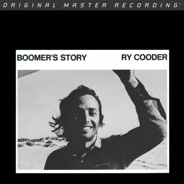 Ry Cooder Boomer's Story 180g LP