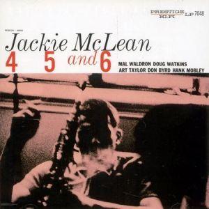 Jackie McLean - 4, 5, and 6 - Hybrid SACD