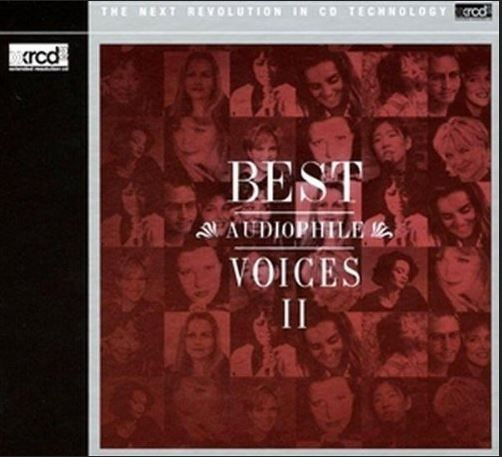 Best Audiophile Voices II XRCD2