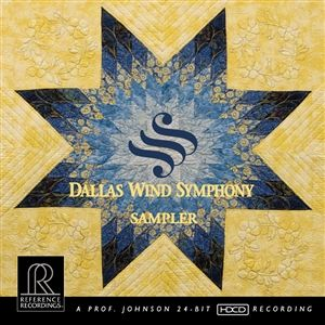 Reference Recordings - Dallas Wind Symphony Sampler