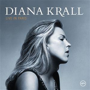 Diana Krall - Live in Paris - 180g Vinyl Doppel-LP