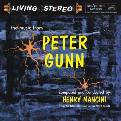 Henry Mancini - The Music From Peter Gunn Hybrid-SACD