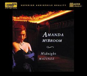 Amanda MC Broom - Midnight Matinee - XRCD24