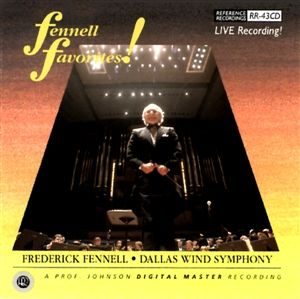 Reference Recordings HDCD - Frederick Fennell
