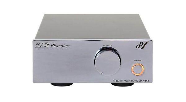 EAR Yoshino Phonobox MM/MC Chrom Volume
