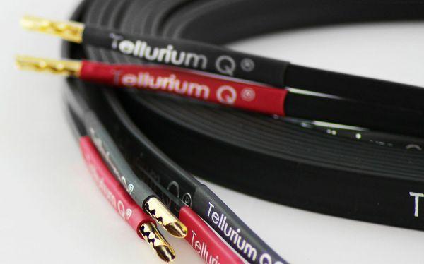 Tellurium Q Black II Bi-Wiring Lautsprecherkabel