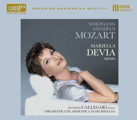 Mariella Devia Wolfgang Amadeus Mozart XRCD24