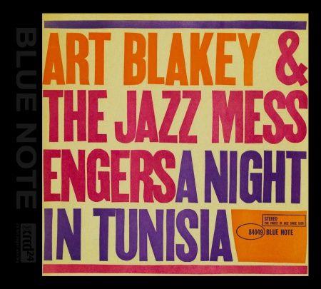 Art Blakey - A Night In Tunisia XRCD24