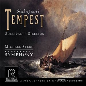 Reference Recordings - Michael Stern & Kansas City Symphony