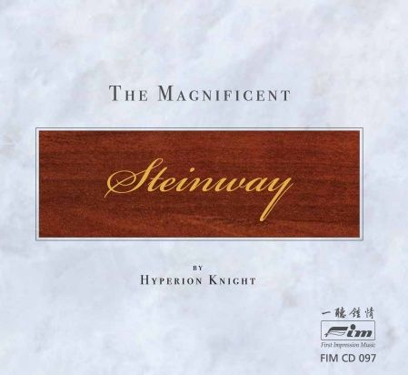 Hyperion Knight The Magnificent Steinway CD