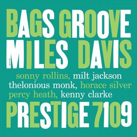 Miles Davis - Bags Groove Hybrid SACD