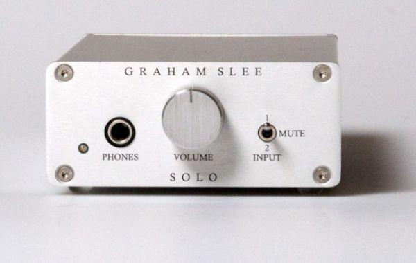 Graham Slee Solo SRG II Green Power