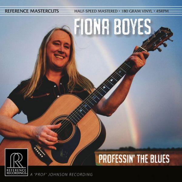 Fiona Boyes – Professin' The Blues - 180g Vinyl Doppel-LP