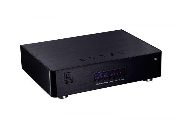 KECES P-8 Dual Netzteil 9/12 + 18/19 Volt