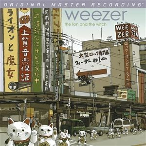Weezer - The Lion and the Witch - 180g Vinyl LP