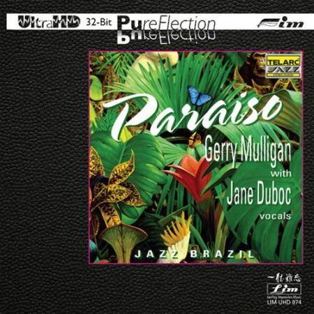Gerry Mulligan - Paraiso: Jazz Brazil Ultra-HD-CD