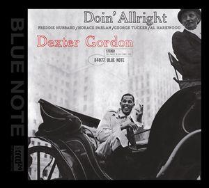 Dextor Gordon - Doin' Allright - XRCD24