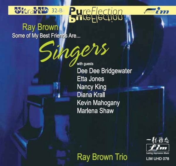 Ray Brown Some of My Best Friends Are… Singers
