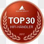 Top 30 HiFi-Händler Deutschland