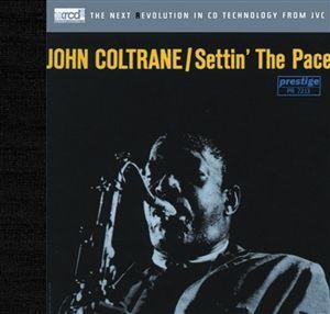 JVC XRCD 2 John Coltrane - Settin the Pace