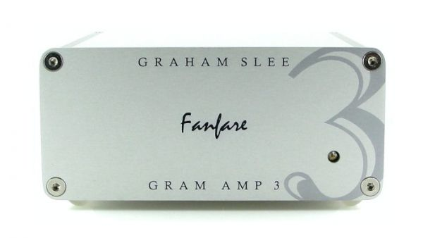 Graham Slee GramAmp 3 Fanfare