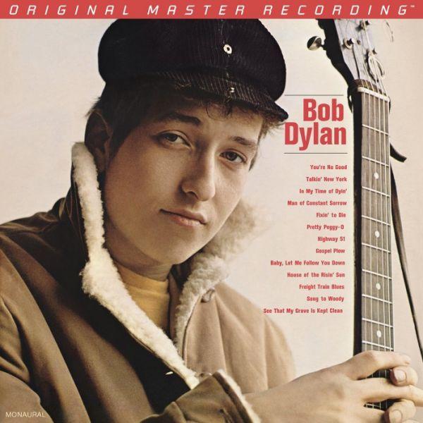 Bob Dylan - Bob Dylan (Mono) Hybrid-Mono-SACD