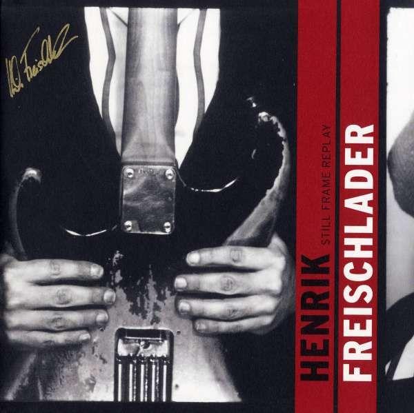 LP Henrik Freischlader: Still Frame Replay (180g)