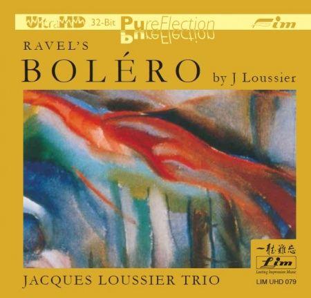 Jacques Loussier Trio Ravels Bolero
