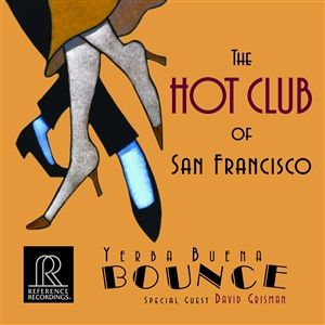 Reference Recordings HDCD - The Hot Club of San Francisco
