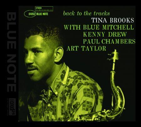 Tina Brooks - Back To The Tracks XRCD24