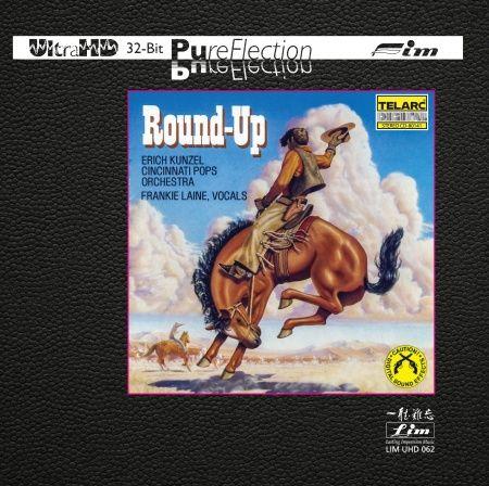 Erich Kunzel & Cincinnati Pops Orchestra Round-Up Ultra-HD-CD