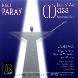 Reference Recordings HDCD - James Paul & Royal Scottish National