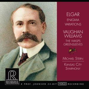 Edward Elga Vaughan Williams Hybrid Multichannel SACD