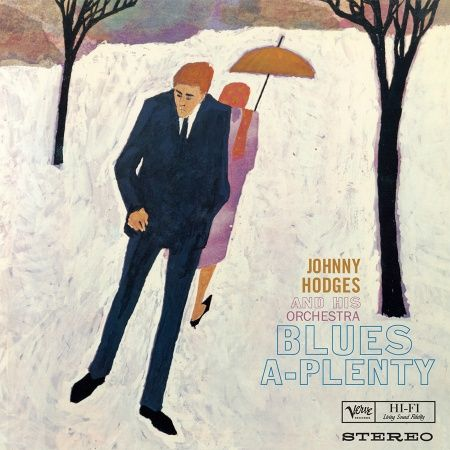 Johnny Hodges - Blues A-Plenty Hybrid SACD