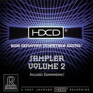 Reference Recordings HDCD - HDCD Sampler Volume 2
