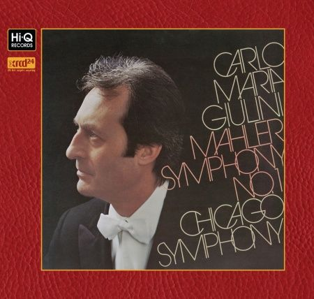 Carlo Maria Giulini & Chicago Symphony Orchestra - Gustav Mahler Symphony No1