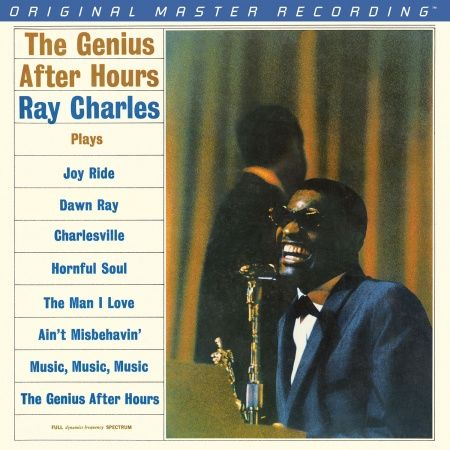 Ray Charles The Genius After Hours Hybrid SACD