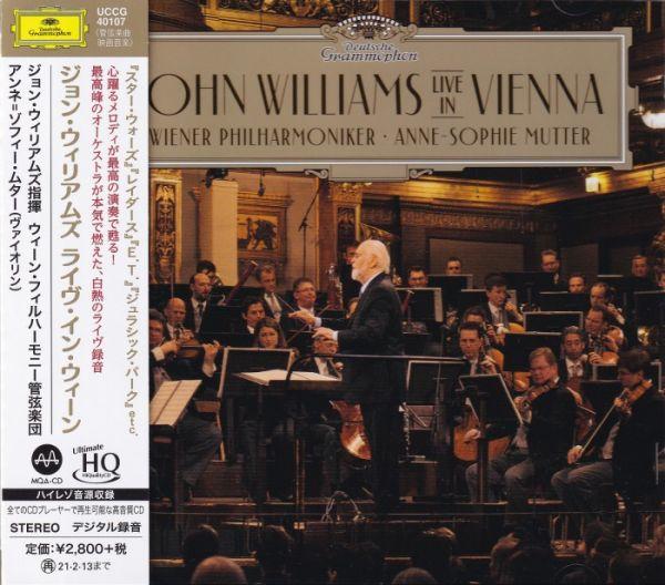 John Williams in Vienna UHQCD