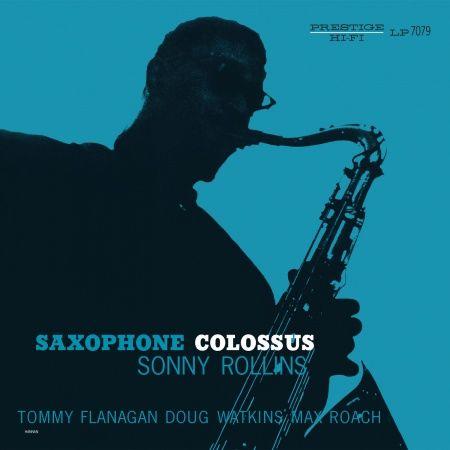 Sonny Rollins - Saxophone Colossus Hybrid SACD