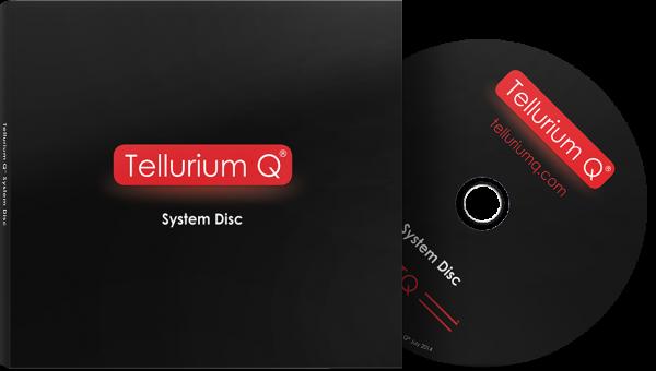 Tellurium Q Burn in CD