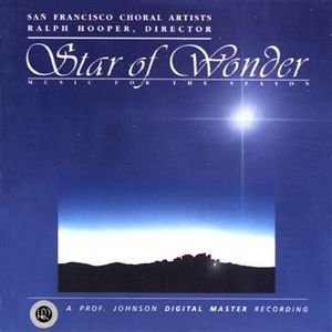 Reference Recordings HDCD - Ralph Hooper - Star of Wonder