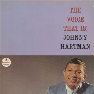 Johnny Hartman - The Voice That Is! - Hybrid SACD