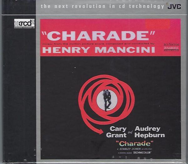 JVC XRCD 2 Henry Mancini - Charade