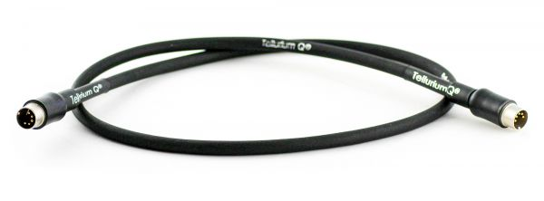 Tellurium Q Black 5pol - Din Kabel