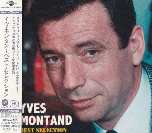 Yves Montand – Best Selection UHQCD