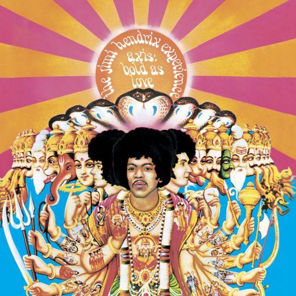 The Jimi Hendrix Experience - Axis: Bold As Love Hybrid-SACD